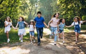 Physical Development for Children